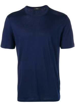 Theory THEORY I0794515 G03INDIGO Natural (Veg)->Cotton - Blue