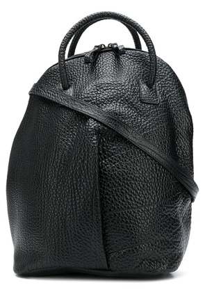 Marsèll textured leather backpack - Black