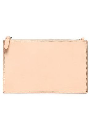 Loeffler Randall Woman Leather Clutch Neutral Size -