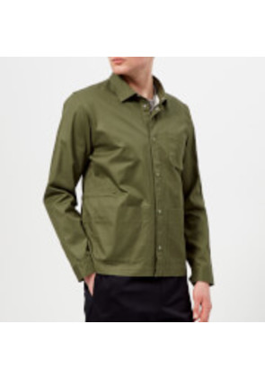 Folk Men's Painters Jacket - Military Green - M - Green