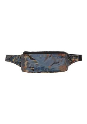 Doublet Multicolor Lenticular Fanny Pack
