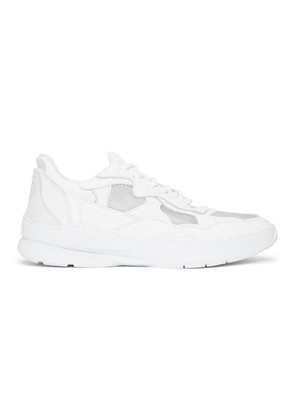 Filling Pieces White Mix Sneakers