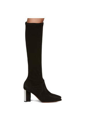 Clergerie Black Kali Tall Boots