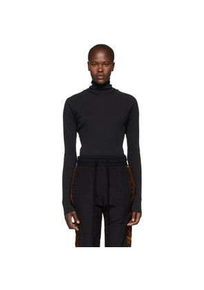Haider Ackermann Black Acer Turtleneck