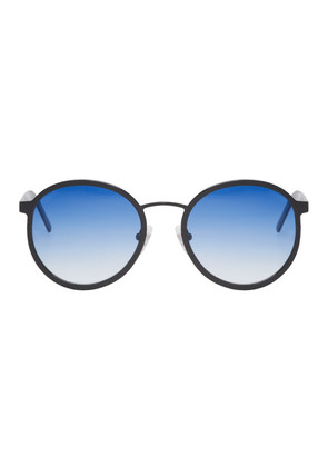 BLYSZAK Black & Blue Collection IV Sunglasses