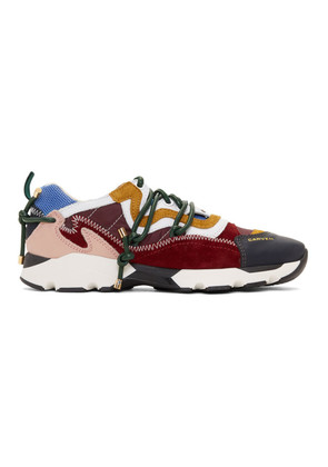 Carven Multicolor Nayell Running Sneakers