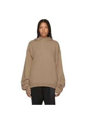 Haider Ackermann SSENSE Exclusive Tan Perth Hoodie
