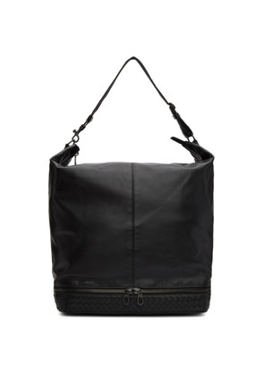 Bottega Veneta Black Butter Calf Tote