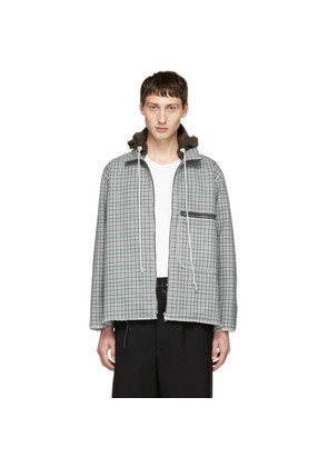 Camiel Fortgens Multicolor Check Sporty Track Jacket