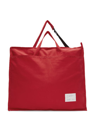 Camiel Fortgens Red Oversized Laundry Bag