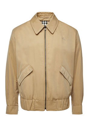 Burberry Stratford Reversible Cotton Bomber Jacket