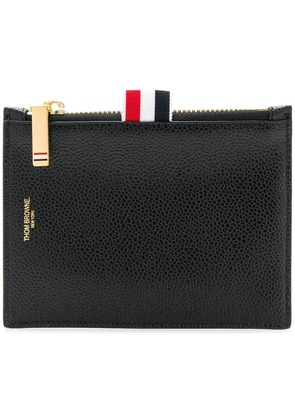 Thom Browne small coin purse - Black