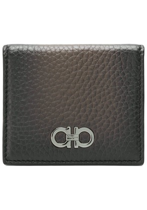 Salvatore Ferragamo logo coin holder - Brown