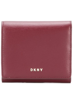 DKNY Bryant trifold wallet - Red
