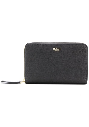 Mulberry zipped wallet - Black