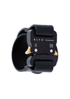 1017 Alyx 9SM buckled bracelet - Black