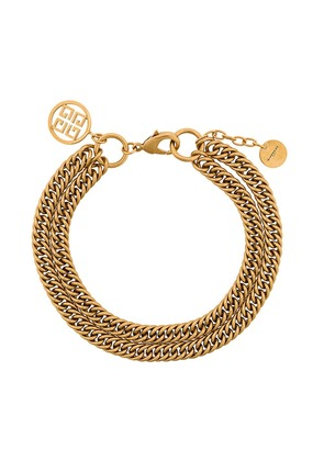 Givenchy multi-chain choker - Metallic
