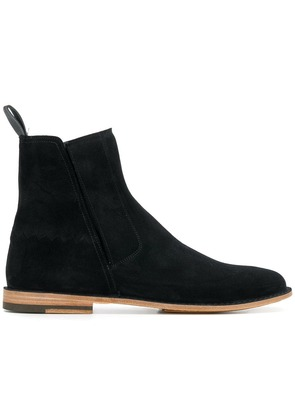 Bottega Veneta slip-on ankle boots - Black