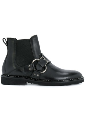 Dolce & Gabbana buckled Chelsea boots - Black