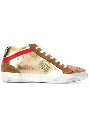 Golden Goose Deluxe Brand Mid Star sneakers - Brown
