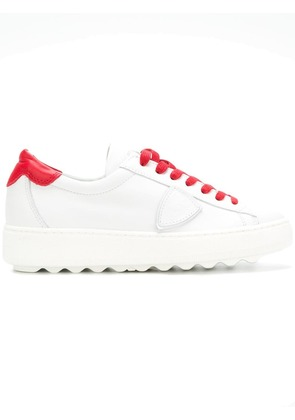 Philippe Model low top sneakers - White