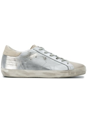 Golden Goose Deluxe Brand Superstar sneakers - Metallic