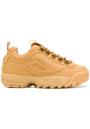 Fila FILA DISRUPTORWMN CLAY Leather/Fur/Exotic Skins->Leather -