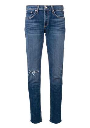 Rag & Bone /Jean classic rolled-up jeans - Blue
