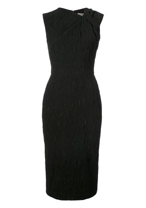 Jason Wu Collection ruched detail sleeveless dress - Black