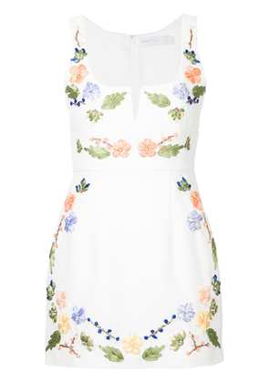 Alice Mccall Mind Games dress - White