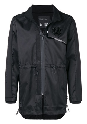 Philipp Plein lightweight technical jacket - Black