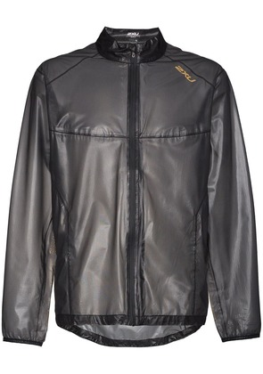 2Xu Black and gold GHST Membrane Jacket