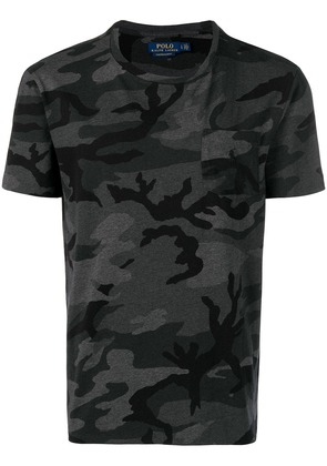 Polo Ralph Lauren camouflage print T-shirt - Grey