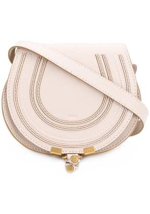 Chloé Marcie shoulder bag - Neutrals