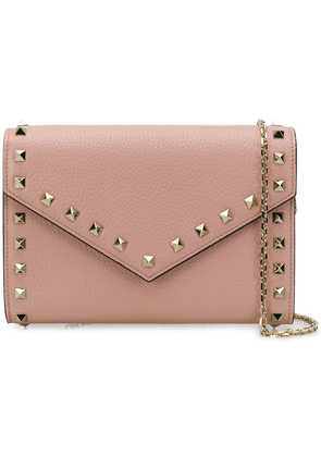 Valentino Rockstud cross body bag - Pink