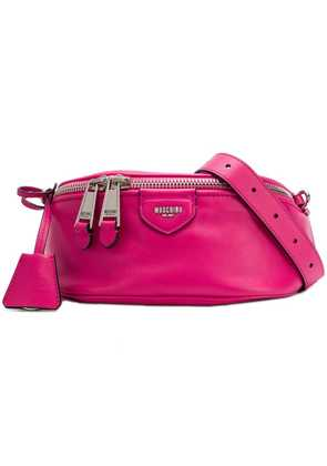 Moschino logo belt bag - Pink