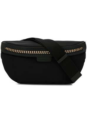 Stella McCartney top zip belt bag - Black