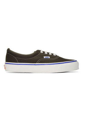 Vans Grey OG Era LX Sneakers