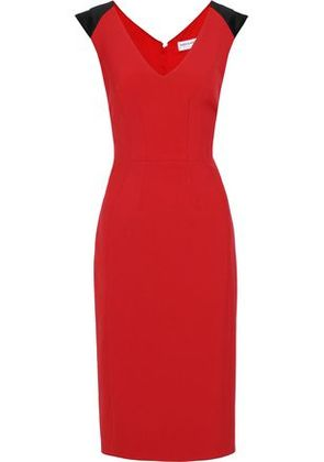 Amanda Wakeley Woman Knee Length Red Size 10