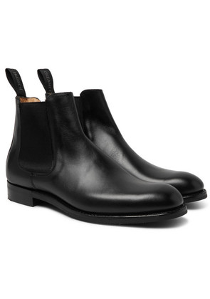 Cheaney - Godfrey Leather Chelsea Boots - Black