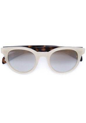 Garrett Leight Garrett Leight x Amelia Pichard sunglasses - Neutrals