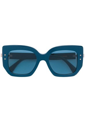 Fendi Eyewear Peekaboo sunglasses - Blue