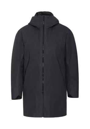 Arc'teryx Veilance Monitor Down-Filled Twill Shell Coat