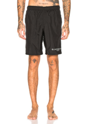 Givenchy Swim Shorts in Black