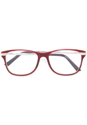 Cartier Santos de Cartier glasses - Red