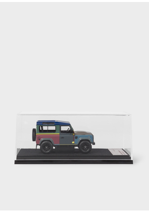 Paul Smith + Land Rover - Defender 90 1:43 Die Cast Metal Collector's Edition