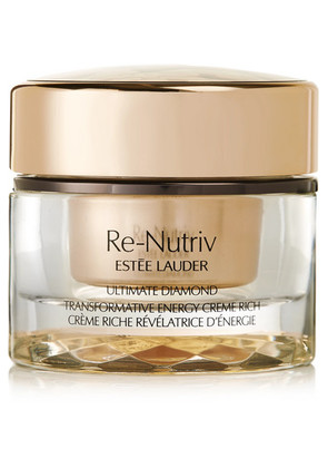 Estée Lauder - Re-nutriv Ultimate Diamond Transformative Energy Crème Rich, 50ml - one size