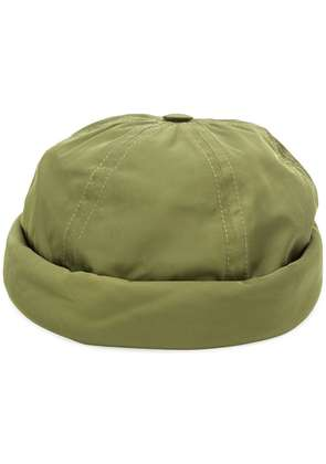 Beton Cire adjustable fitted hat - Green