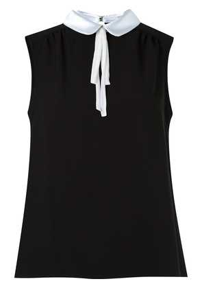 ba7a36a146eec4 Martha Medeiros sleeveless blouse - Black. SALE