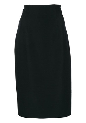 Gianluca Capannolo Mina skirt - Black